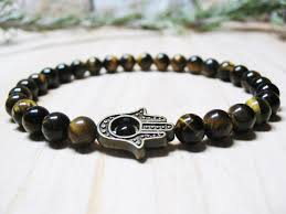 energy bracelet mens images Hamsa bracelet mens bracelet tiger eye bracelet energy bracelet jpg