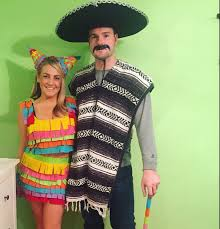 Halloween Costumes Mexican Diy Piñata Mexican Costume Cinco Mayo Halloween