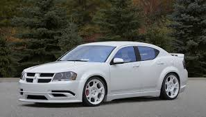 2008 dodge avenger custom parts 2008 dodge avenger stormtrooper concept pictures research