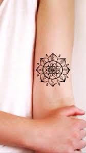 mandala tattoo zum aufkleben mandala lotus tattoo tattoos pinterest tattoo ideen unterarm