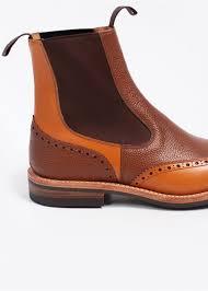 brogue boots womens