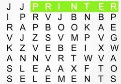 word search puzzle proprofs