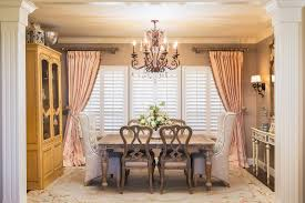 Country French Dining Rooms Chic Country French Redesign