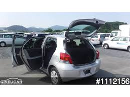 toyota motors japan used toyota vitz from japan car exporter 1112156 giveucar