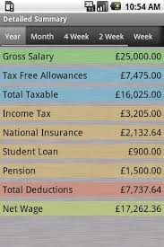 Estimate Income Tax 2015 by Paye Tax Calculator Free Android Apps On Play