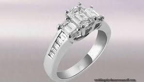 ring meaning 3 emerald cut diamond engagement rings are several