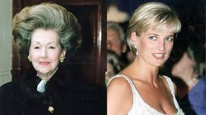 Raine Spencer by Princess Diana Pushed Her Stepmother Down The Stairs After She Was