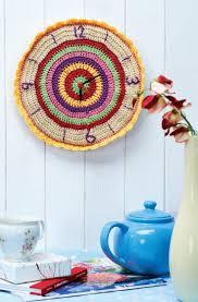Crochet Home Decor Patterns Free 1865 Best Decoración Del Hogar Images On Pinterest Knitting