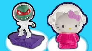 2016 kitty las tortugas ninja al espacio cajita feliz