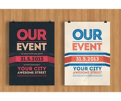 event flyer templates skillbazaar co