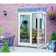 Blinds For Upvc French Doors - wickes upvc french doors 5ft wickes co uk