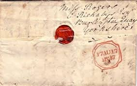 a happy letter from ireland 1827