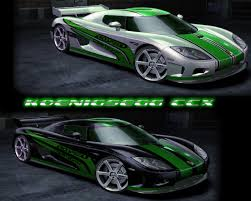 koenigsegg green nfsunlimited net need for speed rivals most wanted world and