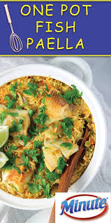 fish cuisine one pot fish paella naive cook cooks