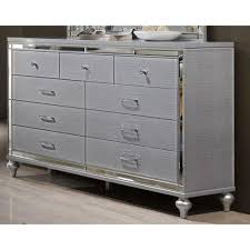 Palliser Dresser Valentino Dresser In Silver By New Classic Home Gallery Stores