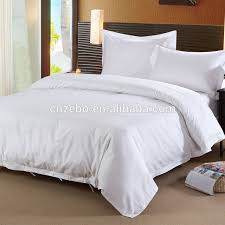 King Single Bed Linen - hotel textile supplies white cotton 5 star hotel king single
