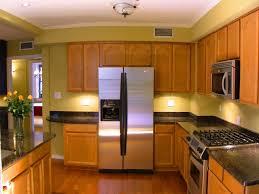 kitchen lighting galley kitchen design ideas with floor and