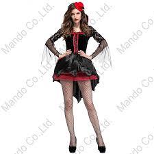 Girls Gothic Halloween Costumes Cheap Vampire Costume Gothic Aliexpress