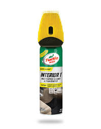Simply Spray Upholstery Paint Walmart Interior 1 Multi Purpose Cleaner U0026 Stain Remover Turtle Wax