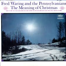 waring fred meaning of christmas st1610 t1610 christmas