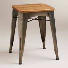 Reclaimed Wood Bar Stool Great Metal And Wood Bar Stool Reclaimed Wood Bar Stools With