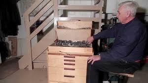 diy wood tool cabinet tool cabinet for mechanics tools youtube
