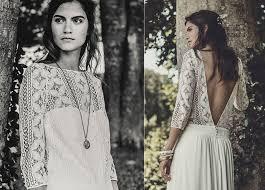robe de mariã e boheme robe de mariée laure de sagazan modèle palma mariage