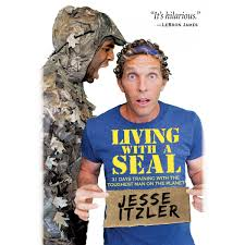 download living with a seal audiobook by jesse itzler for just 5 95