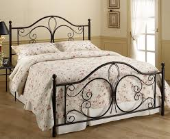 Iron Bed Set Hillsdale Furniture 1014bfr Milwaukee Bed Set With