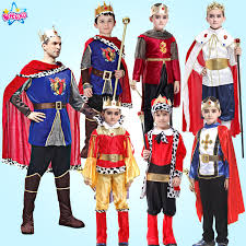 costume for kids prince costume for children the king costumes
