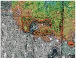 Minnesota Topographic Map Using Lidar Data To Protect Water Quality
