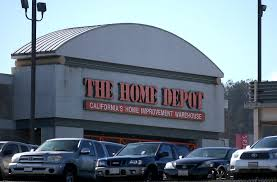 home depot black friday growth chart if the u s consumer is in trouble nobody told home depot tj