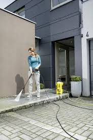 How To Clean Patio Slabs Without Pressure Washer Pressure Washer K2 Full Control Home Kärcher Uk