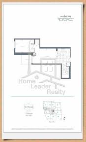 One Bloor Floor Plans by One Sherway Home Leader Realty Inc Maziar Moini Broker