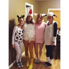 Halloween Chicken Costume Mcdonald U0027s Farm Costume Chicken Costume Sheep Costume