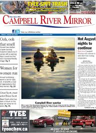 nissan canada general counsel campbell river mirror august 26 2016 by black press issuu