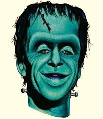 imagenes de la familia herman monster camiseta familia munster herman cara vistoenpantalla com