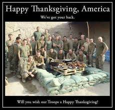 happy thanksgiving america we ve got your back will you wish