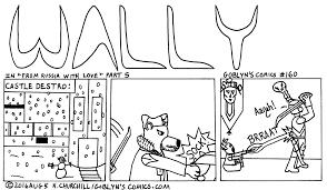 2016 goblyn u0027s comics
