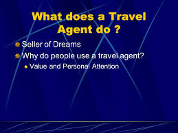 what does a travel agent do images Today 39 s home based agent the ultimate multi tasker nancy w kist jpg