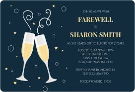 going away party invitations cheap going away invitations invite shop