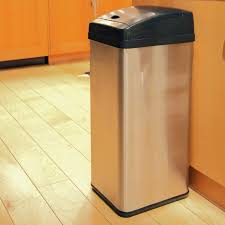 trash cans for kitchen cabinets kitchen makeovers commercial trash bins recycling trash can black