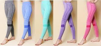 light purple leggings women s light blue yoga pants pant olo