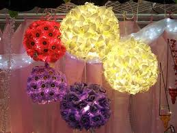 New Year Decorations Diy by Chinese New Year Decorations Flower Arrangements And Paper Crafts