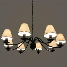 Iron Ceiling Light 8 Arm Chandeliers Bespoke Lighting Co
