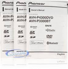 pioneer avh p4300dvd avhp4300dvd 7