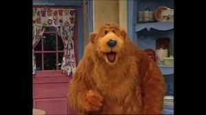 bear in the big blue house the big sleep youtube