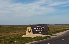 badlands national park tweets on climate after epa blackout time