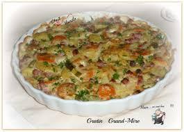 recette de cuisine de nos grand mere gratin grand mère recette vidéo chez vanda