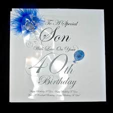 40th birthday ideas 40th birthday present for son